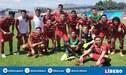 Universitario ganó 2-0 a Pirata FC y es líder del Torneo de Reservas