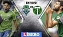 Seattle Sounders 1-2 Portland Timbers [EN VIVO] con Raúl Ruidíaz por la MLS