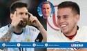 La indignación de Eddie Fleischman tras oír la comparación de Henry Vaca con Lionel Messi [VIDEO]