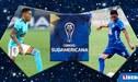 Sporting Cristal vs Zulia [EN VIVO]: Hora, canal y alineaciones por los octavos de la Copa Sudamericana