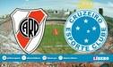 River Plate vs Cruzeiro [ONLINE] empatan 0-0 por los octavos de final de la Copa Libertadores