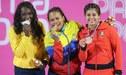 Lima 2019: Génesis Rodríguez logró la primera medalla de oro para Venezuela en levantamiento de pesas
