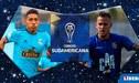 Cristal vs Zulia FC EN VIVO [DIRECTV] partido de vuelta octavos de final Copa Sudamericana 2019