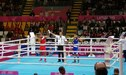Leodan Pezo perdió ante el cubano Lázaro Álvarez, pero aseguró el bronce en Lima 2019 [FOTO]