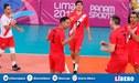 Perú cayó por 3-0 ante Argentina por el Grupo A del vóley masculino en los Panamericanos Lima 2019