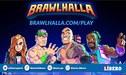 Las estrellas de la WWE llegarán a Brawlhalla en el nuevo crossover
