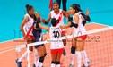 VOLEY | Perú ganó 3-1 a Canadá por los Panamericanos Lima 2019