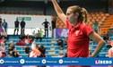Panamericanos Lima 2019: Natalia Málaga y su reacción tras la derrota de Perú en vóley [VIDEO]