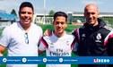 Nantes publicó foto de Cristian Benavente con Zidane y Ronaldo