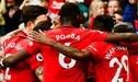 Manchester United venció 4-0 a Chelsea por la fecha 1 de Premier League