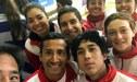 ¡Orgullo nacional! Tenistas peruanos se llevaron medallas de plata y bronce en Sudamericano de Chile