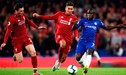 ESPN [EN VIVO] Liverpool vs Chelsea: Reds caen 1-0 en la Supercopa de Europa