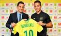 """Cristian Benavente: """"Estoy feliz de tener de la oportunidad de evolucionar en la Ligue 1"""""""
