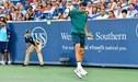 Roger Federer venció 2-0 Lóndero en el Masters 1000 de Cincinnati [VIDEO RESUMEN]