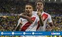 ¡Bomba! Selección Peruana no cederá a Paolo Guerrero al Inter de Porto Alegre y lo convocará para amistosos