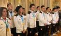 Lima 2019: Martín Vizcarra realizó un reconocimiento a medallistas peruanos en Palacio [VIDEO]