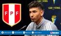 """Rhyner avisa a Gareca en Perú: """"Aún deseo jugar por la selección"""""""