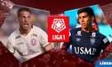 Universitario vs San Martín [EN VIVO] Duelo de líderes del Torneo Clausura 2019