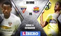 LDU vs Barcelona SC [EN VIVO] por la Serie A Ecuador vía GolTV