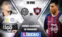 Cerro Porteño vs. Olimpia [EN VIVO]: igualan 0-0 en el superclásico de Paraguay