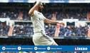 Real Madrid vs Celta: Benzema anota el 1-0 para los merengues tras polémica jugada de Casemiro [VIDEO]