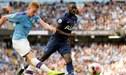 Manchester City igualó 2-2 ante Tottenham en 'partidazo' por la Premier League