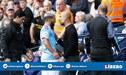 Manchester City vs Tottenham: Agüero y el fuerte cruce de palabras con el 'Pep' por sustituirlo [VIDEO]