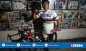 Israel Hilario, el peruano clasificado a los Paralímpicos Tokio 2020 que buscará el oro en Parapanamericanos 2019 [VIDEO]