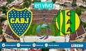 Boca Juniors 1-0 Aldosivi [TNT Sports EN VIVO] VER GRATIS la Superliga