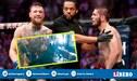 UFC: Khabib pide que McGregor vaya a la cárcel por golpear al anciano