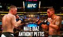 Nate Diaz vs Anthony Pettis [UFC EN VIVO] Pelean ahora por FOX Action