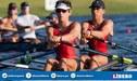 Tokio 2020: la insólita razón por la cual dupla peruana de remo no luchará clasificación a los Juegos Olímpicos