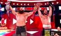 WWE: Así fue la consagración de Rollins y Strowman como campeones en pareja de RAW [VIDEO]