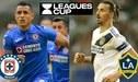 Cruz Azul vs LA Galaxy [Televisa TUDN en vivo] con Yotún empatan 0-0 por la Leagues Cup 2019