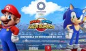 Tokio 2020: SEGA anuncia fecha de lanzamiento del videojuego 'Mario y Sonic en los Juegos Olímpicos' [VIDEO]