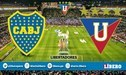 Boca vs LDU [FOX Sports en vivo] Gratis vía Facebook por Libertadores