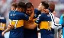 Boca goleó 3-0 a LDU y dio gran paso hacia semifinales de Libertadores 2019