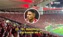 Torcedores del Flamengo insultaron a Paolo Guerrero en el Maracaná