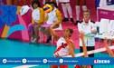 Ángela Leyva reveló que se enteró en Twitter de su desconvocatoria en la Selección Peruana de Vóley [VIDEO]