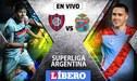 San Lorenzo vs Arsenal EN VIVO: 'Cuervo ciclón' va ganando 2-0 por la Superliga Argentina