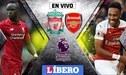 Liverpool vs Arsenal EN VIVO: 3-0 por la tercera fecha de la Premier League