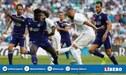 Real Madrid empató 1-1 con el Valladolid en su debut en el Santiago Bernabéu [RESUMEN Y GOLES]
