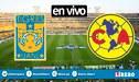 Tigres vs América [Televisa TUDN en vivo] 0-0 en directo por Liga MX