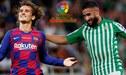 Barcelona 2-1 Betis [DirecTV Sports en vivo] por Liga Santander