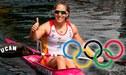 Tokio 2020: Española Teresa Portela hace historia en unos Juegos Olímpicos