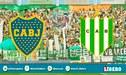 Boca vs Banfield [FOX Sports EN VIVO]: En directo por la Superliga Argentina