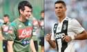Juventus vs Napoli: 'Chucky' Lozano podrá debutar frente a Cristiano Ronaldo y compañía [VIDEO]