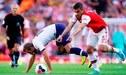 Arsenal empató 2-2 ante Tottenham por la Premier League