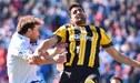 Nacional se quedó con el clásico uruguayo: goleó 3-0 a Peñarol | RESUMEN Y GOLES