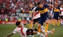 EN VIVO River Plate vs Boca Juniors ONLINE: equipos empataron 0-0 por el 'Superclásico' en el Monumental